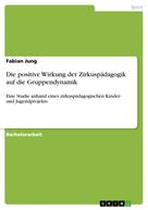 Fabian Jung: Die positive Wirkung der Zirkuspädagogik auf die Gruppendynamik