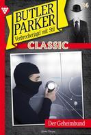 Günter Dönges: Butler Parker Classic 24 – Kriminalroman