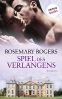 Rosemary Rogers: Spiel des Verlangens ★★★★