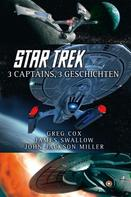 Greg Cox: Star Trek - 3 Captains, 3 Geschichten