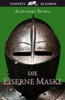 Alexandre Dumas: Die Eiserne Maske ★★★