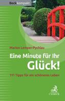 Marion Lemper-Pychlau: Eine Minute für Ihr Glück! ★★★