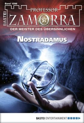 Professor Zamorra - Folge 1096