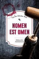 Carsten Sebastian Henn: Nomen est Omen ★★★★