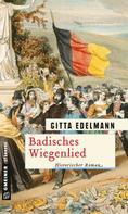 Gitta Edelmann: Badisches Wiegenlied ★★★
