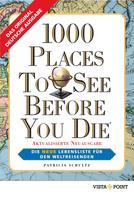 Patricia Schultz: 1000 Places To See Before You Die ★★★★