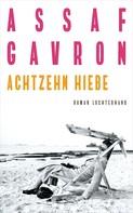 Assaf Gavron: Achtzehn Hiebe ★★★★