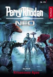 Perry Rhodan Neo 178: Krisenzone Apas - Staffel: Die Blues