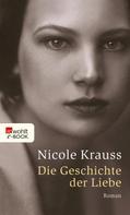 Nicole Krauss: Die Geschichte der Liebe ★★★★
