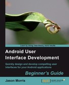 Jason Morris: Android User Interface Development