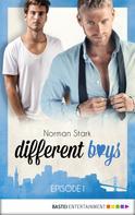 Norman Stark: different boys - Episode 1