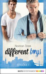 different boys - Episode 1