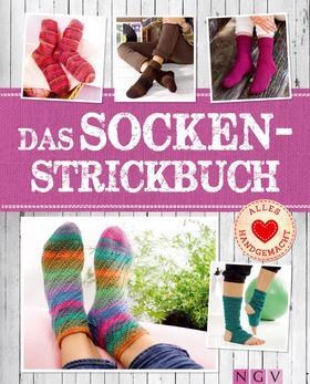 Das Socken-Strickbuch