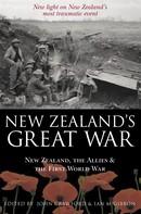 John Crawford: New Zealand's Great War