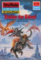 H.G. Ewers: Perry Rhodan 1434: Station der Rätsel ★★★★