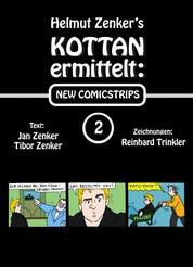 Kottan ermittelt: New Comicstrips 2