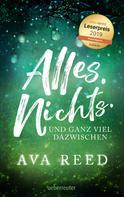 Ava Reed: Alles. Nichts. Und ganz viel dazwischen. ★★★★★