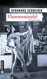 Flammenteufel - Kriminalroman