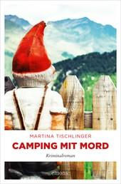Camping mit Mord - Kriminalroman