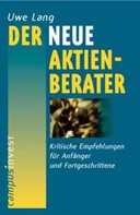 Uwe Lang: Der neue Aktienberater ★★★★
