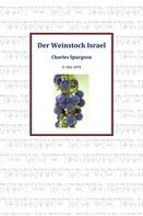 Charles Spurgeon: Der Weinstock Israel ★★★★★