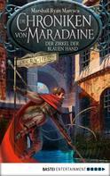 Marshall Ryan Maresca: Die Chroniken von Maradaine - Der Zirkel der blauen Hand ★★★★