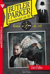 Butler Parker 118 – Kriminalroman - Der Falke