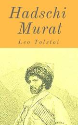 Hadschi Murat - Roman