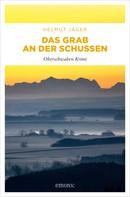 Helmut Jäger: Das Grab an der Schussen ★★★★