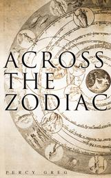 Across the Zodiac - Science Fiction Novel