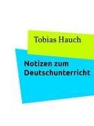 Tobias Hauch: Notizen zu Textarten