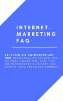 André Sternberg: Internet-Marketing FAQ