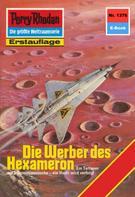 Robert Feldhoff: Perry Rhodan 1376: Die Werber des Hexameron ★★★★★