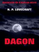 H.P. Lovecraft: Dagon ★★★