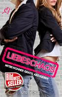 Ute Jäckle: Liebeschaos - Mitbewohner gratis abzugeben ★★★★