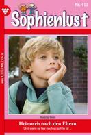 Marietta Brem: Sophienlust 411 – Familienroman ★★★★★