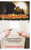 Die Tinderforscherin: Ü-Forty Shades of Tinder ★