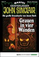 Jason Dark: John Sinclair - Folge 0015 ★★★★