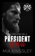 Mia Kingsley: President Of Hell ★★★★
