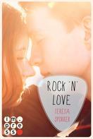 Teresa Sporrer: Rock'n'Love (Ein Rockstar-Roman) (Die Rockstar-Reihe ) ★★★★