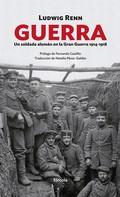 Ludwig Renn: Guerra
