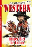 Luke Jenkins: Die großen Western 192