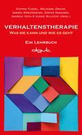Steffen Fliegel: Verhaltenstherapie