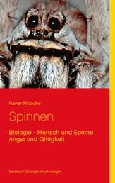 Spinnen - Biologie - Mensch und Spinne - Angst und Giftigkeit