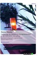 Thomas Fleischer: Einführung der Wohnform Hausgemeinschaft in der stationären Altenpflege