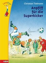 LeseStar - Anpfiff für die Superkicker