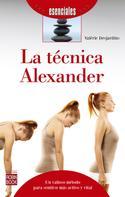 Valérie Desjardins: La técnica Alexander