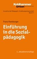 Franz Hamburger: Einführung in die Sozialpädagogik ★★★★