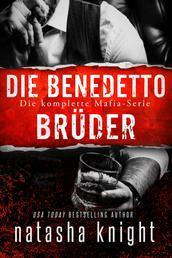 Die Benedetto Brüder - Die komplette Mafia-Serie