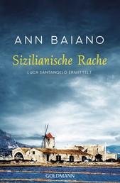 Sizilianische Rache - Luca Santangelo ermittelt 2